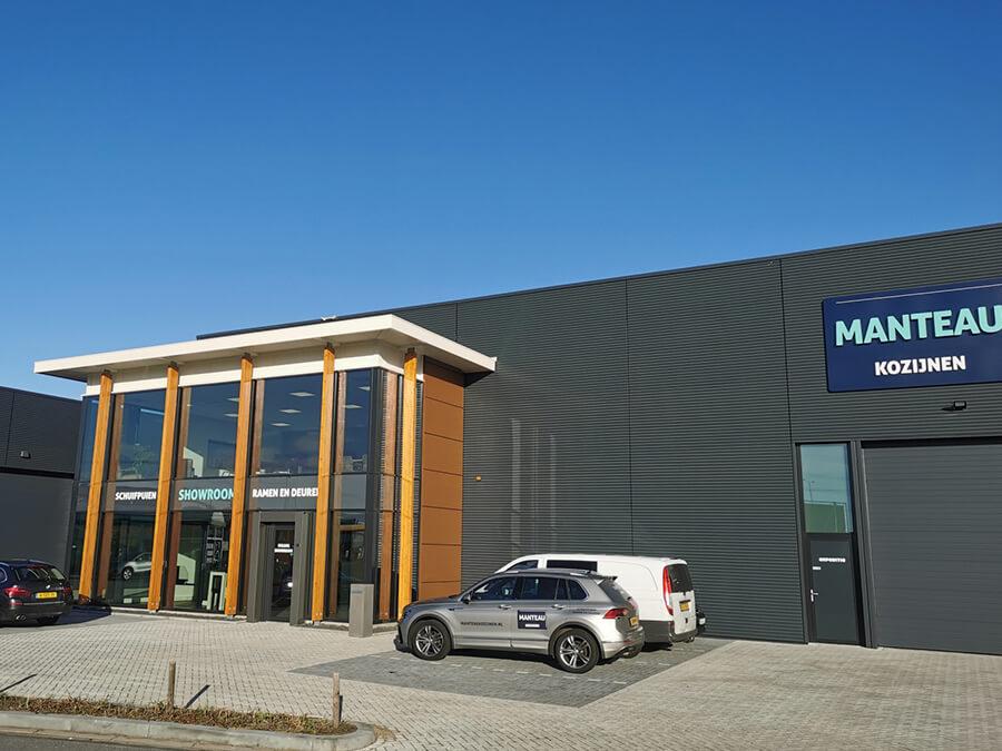Manteau kozijnen verhuist naar Bleiswijk